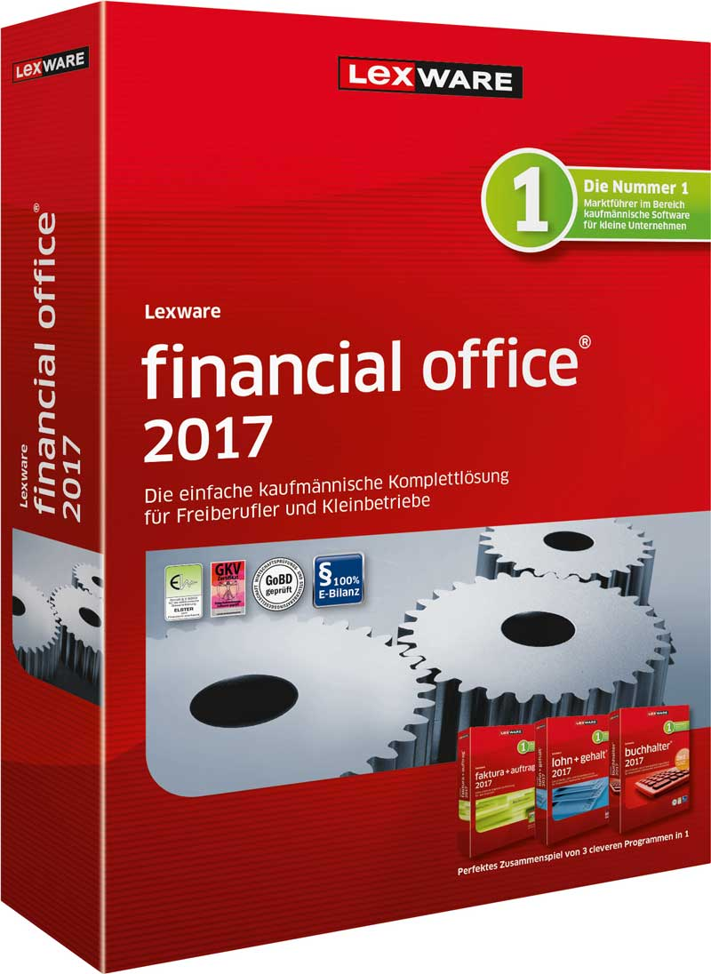 financial office 2017