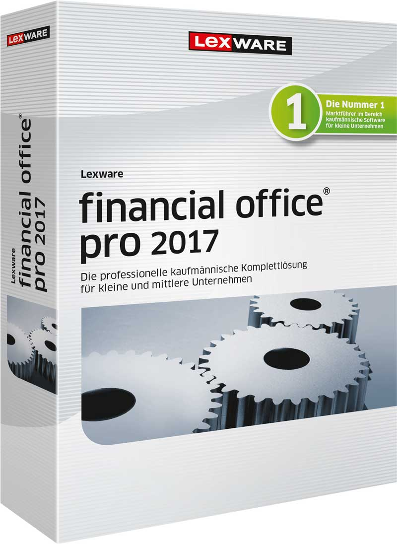 Lexware financial office pro 2017