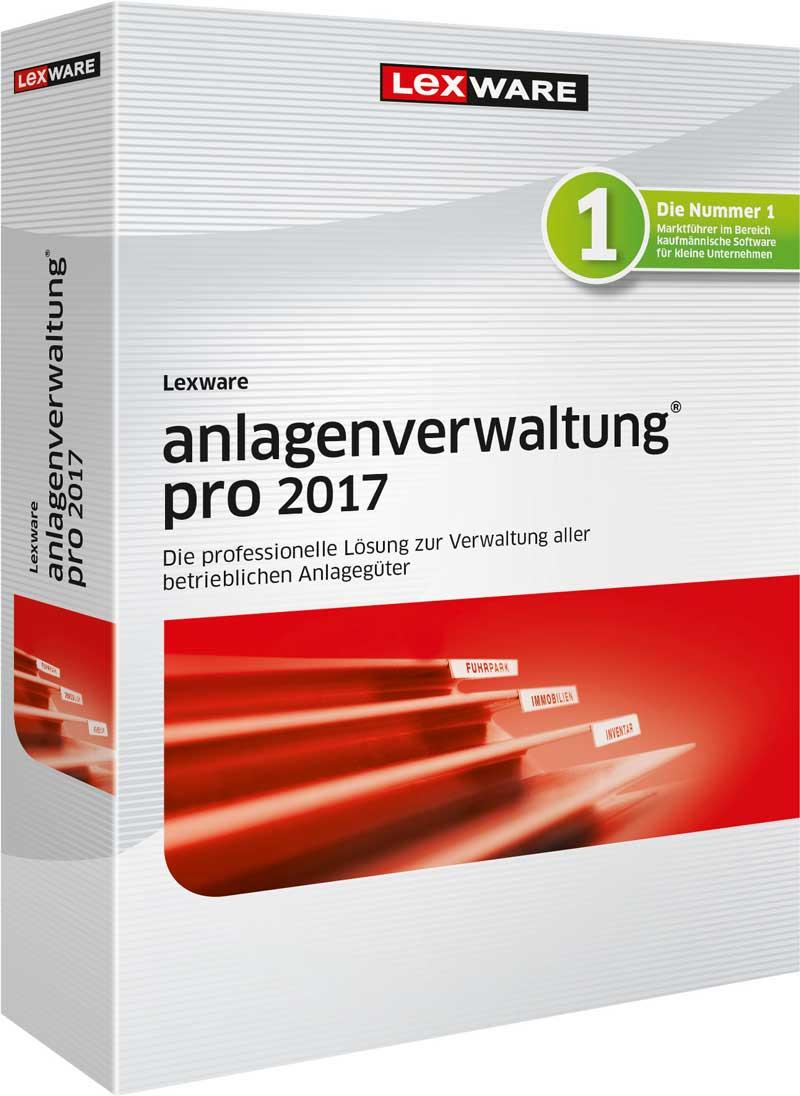 Lexware anlagenverwaltung pro 2017