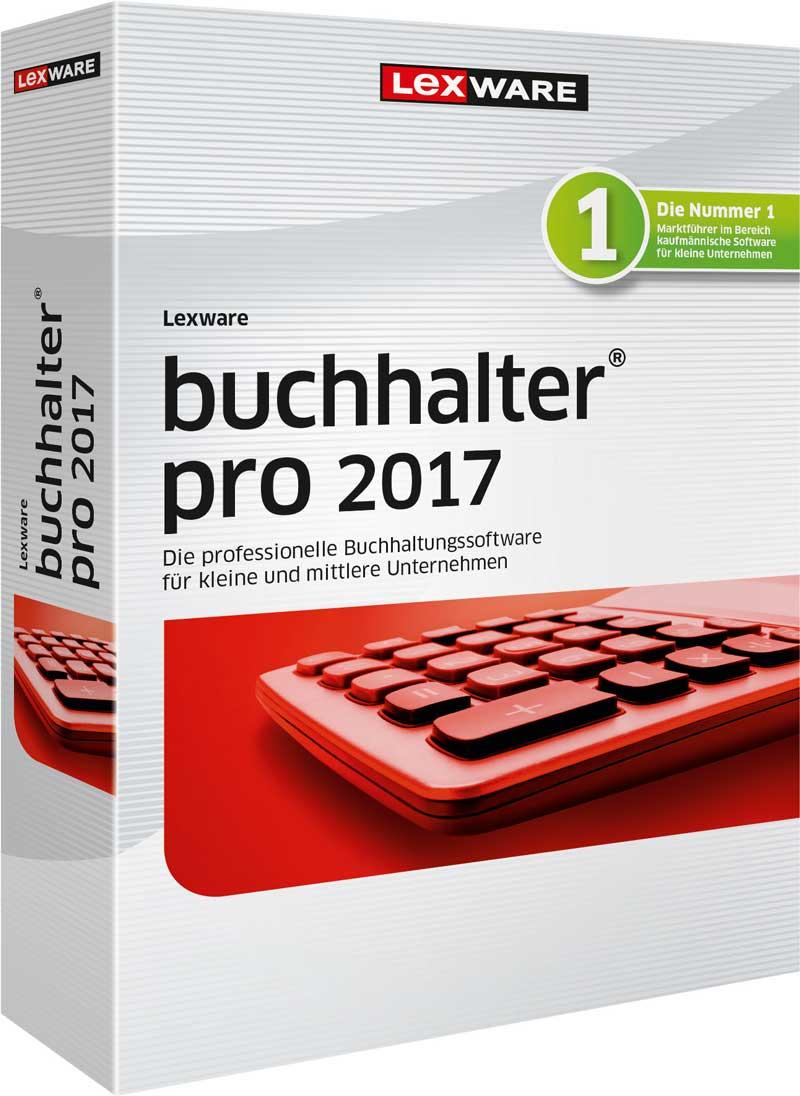Lexware buchhalter pro 2017