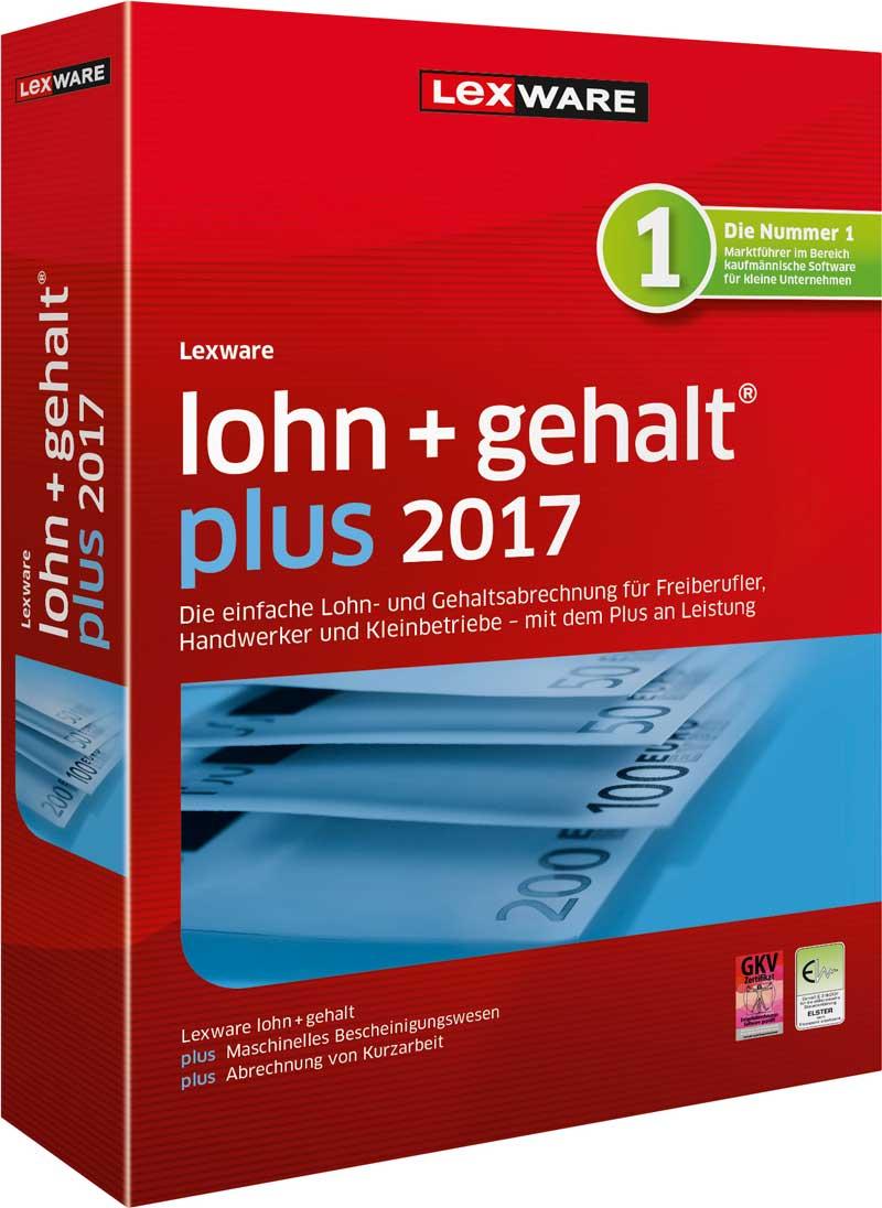 Lexware lohn+gehalt plus 2017