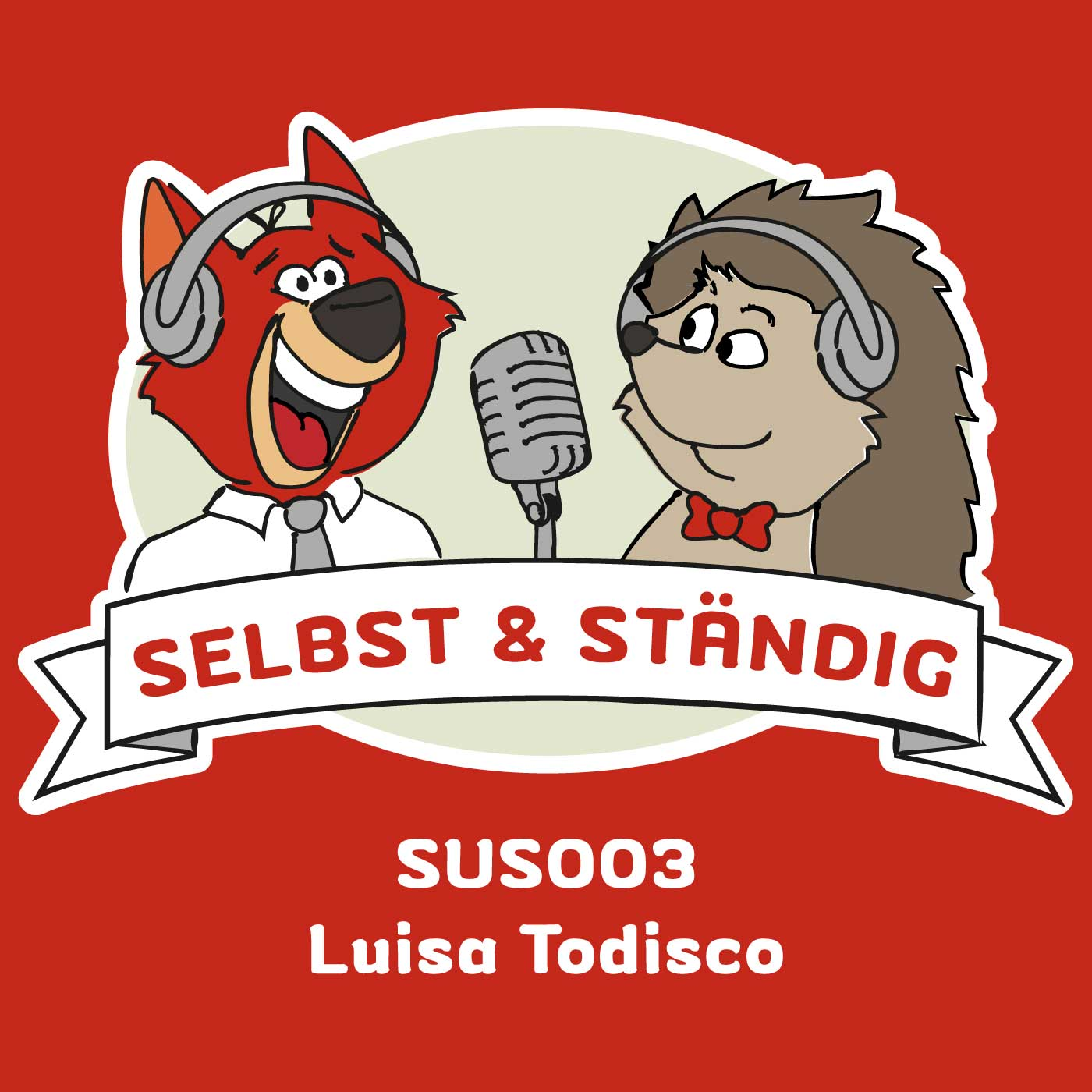 Episode SUS003 - Luisa Todisco