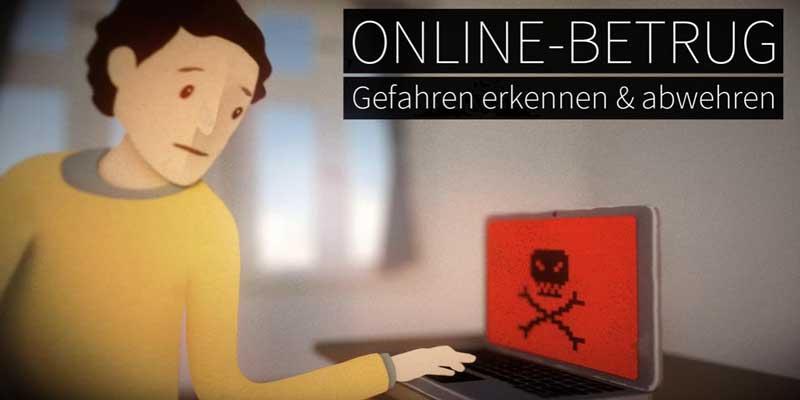 Alexander Lehmann - Onlinebetrug erkennen
