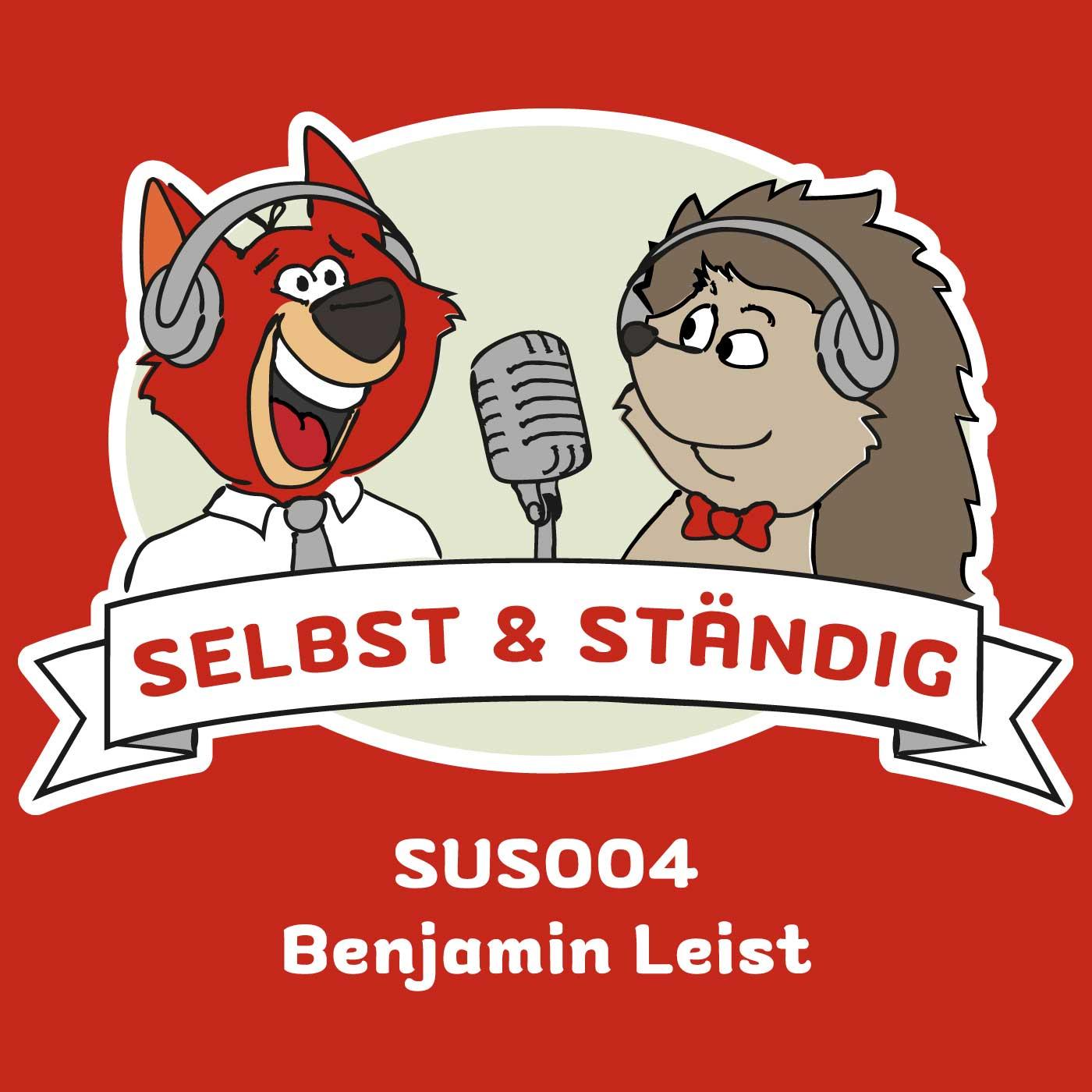 Episode SUS004 - Benjamin Leist