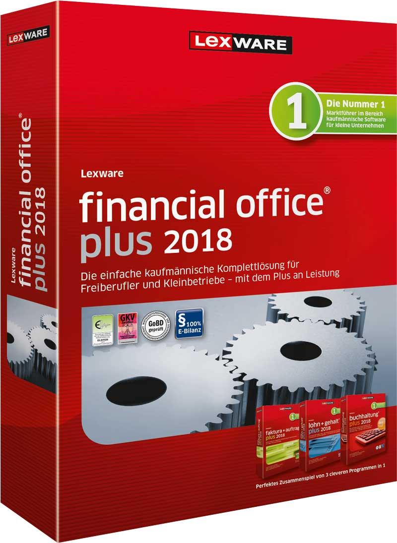 Lexware financial office plus 2018