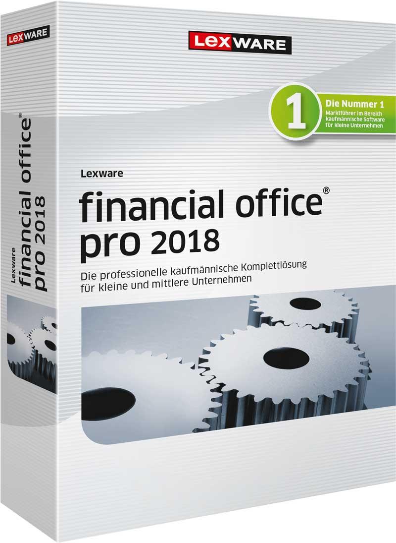 Lexware financial office pro 2018