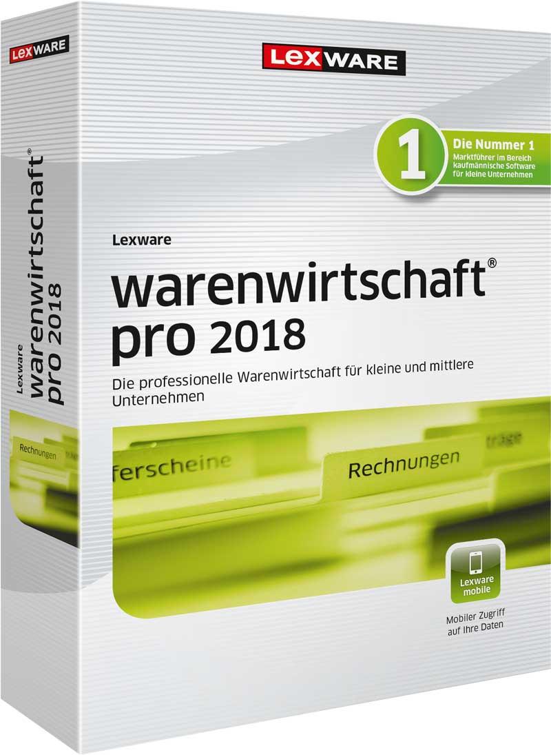 Lexware warenwirtschaft pro 2018