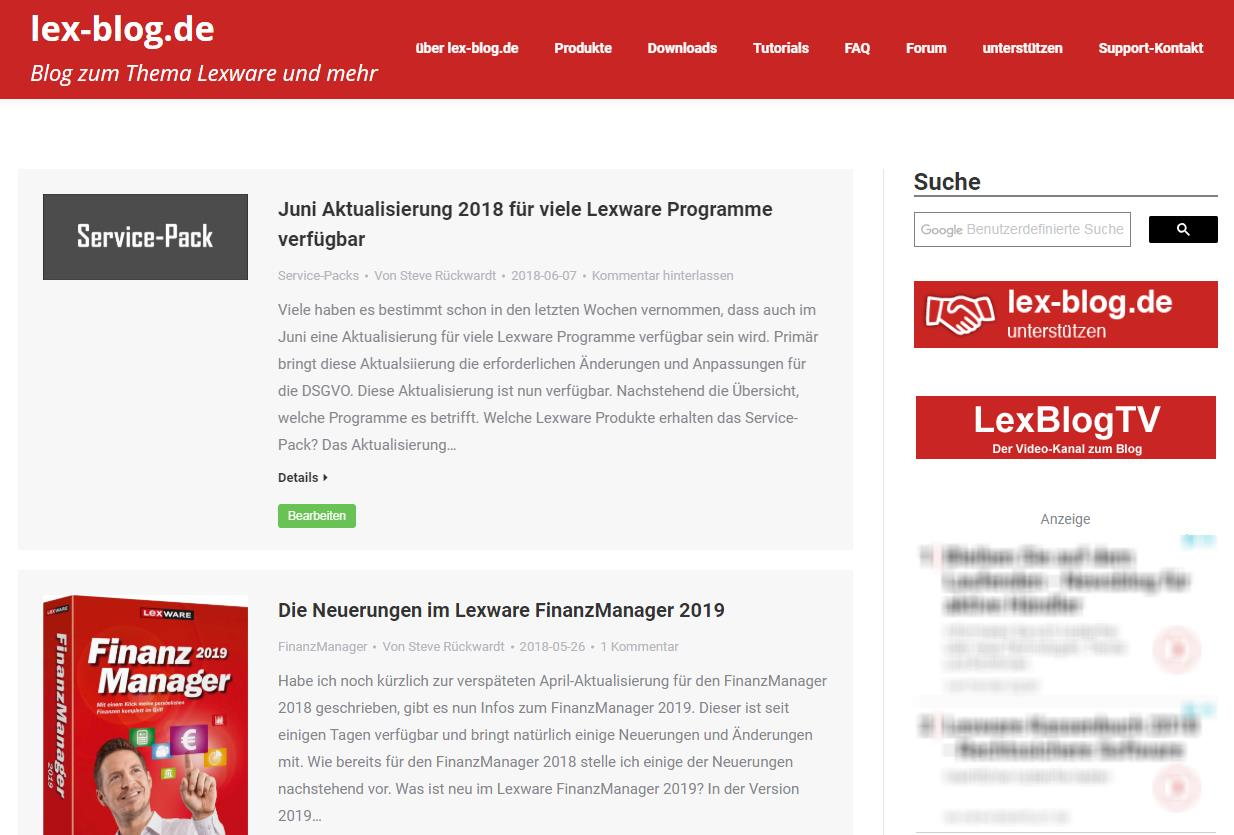lex-blog.de Theme ab 2018-06-07