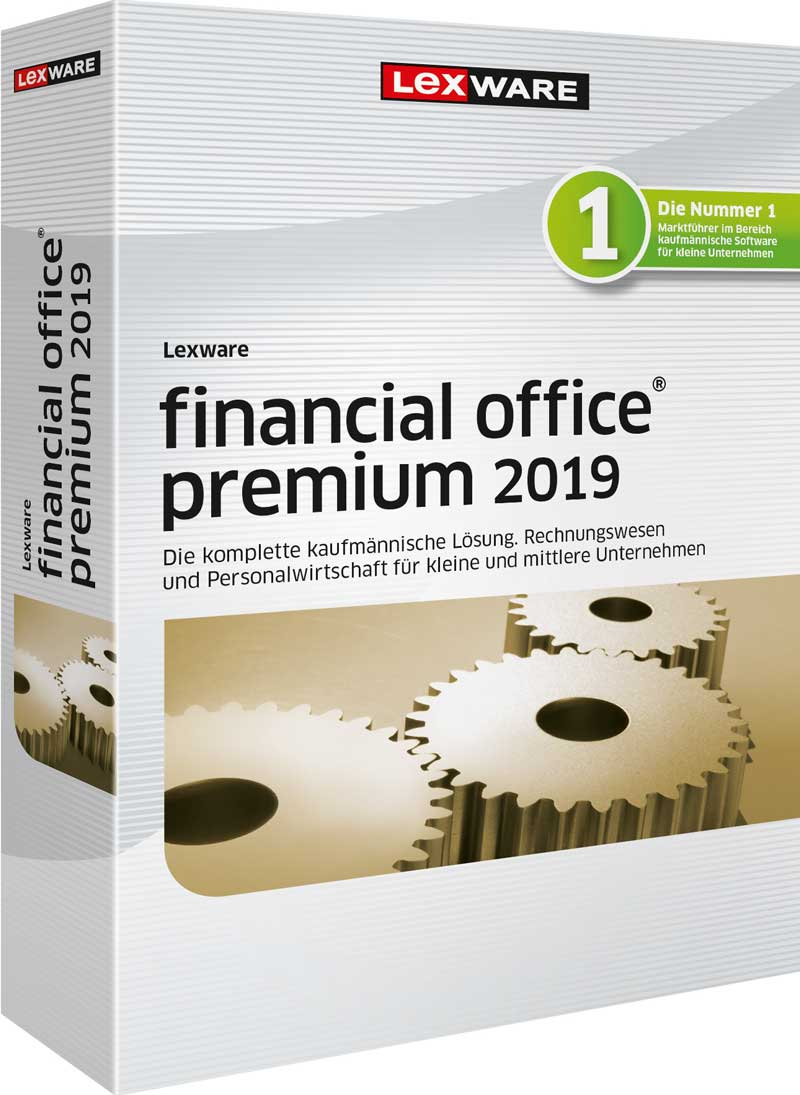 Lexware financial office premium