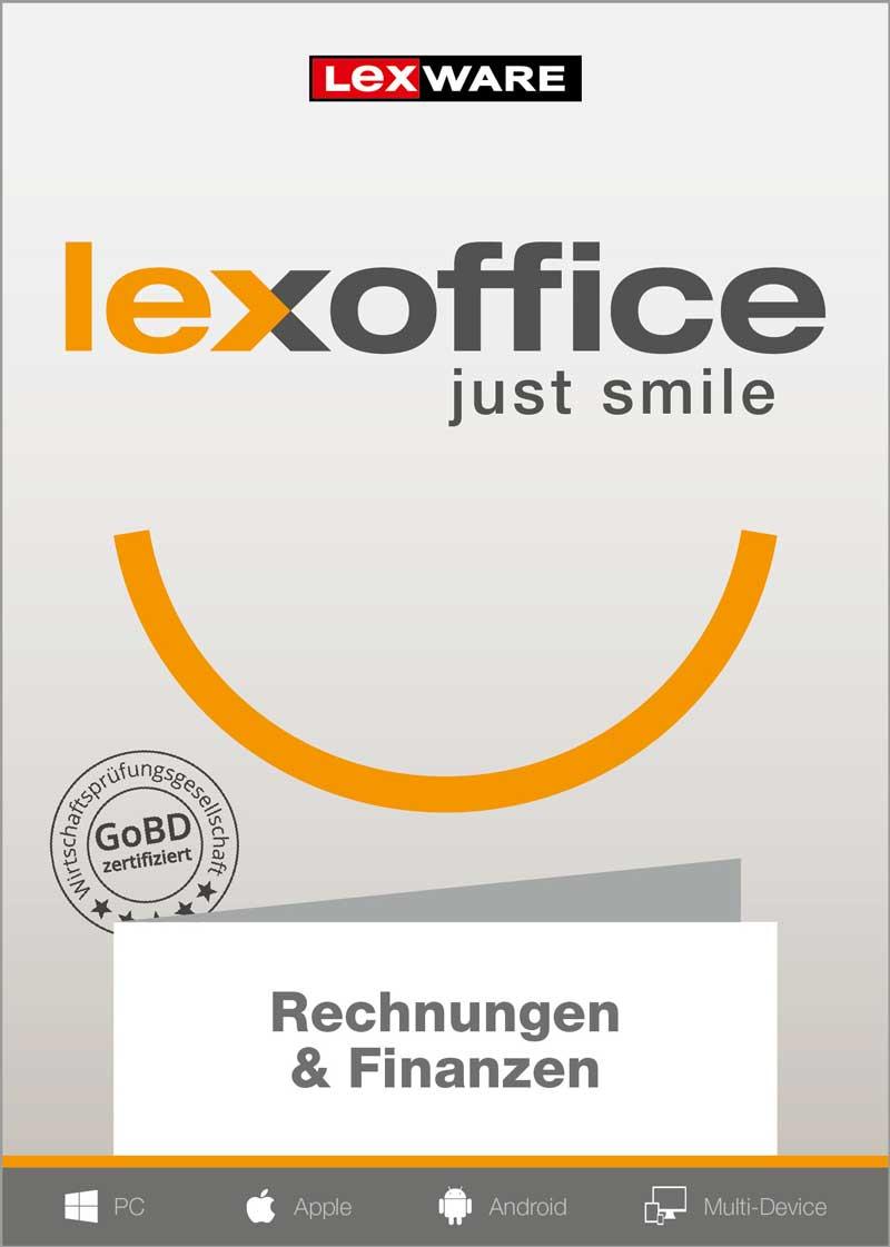 lexoffice Rechnungen & Finanzen