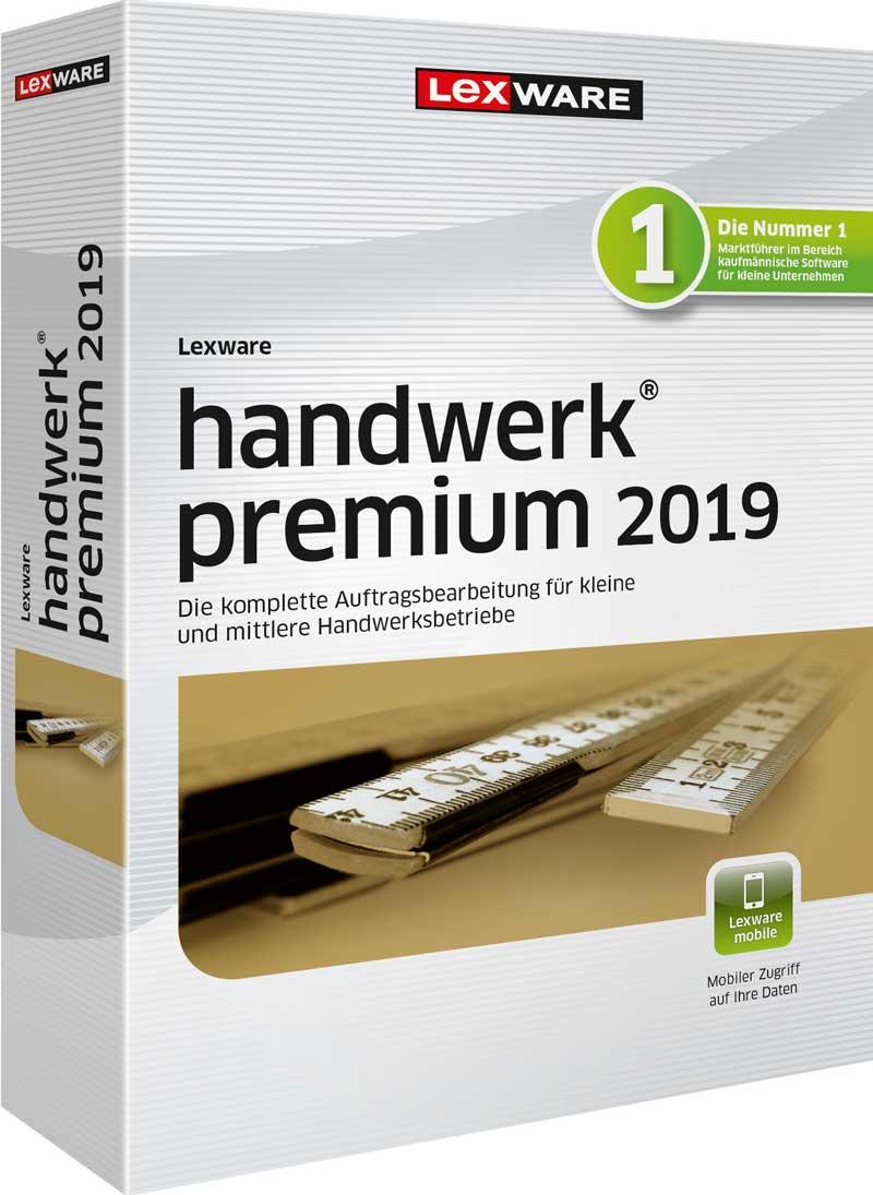 Lexware handwerk premium 2018