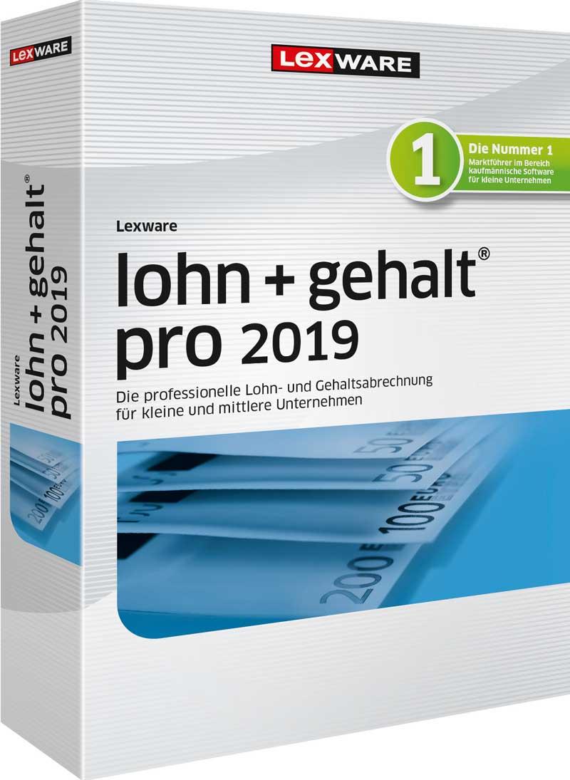 Lexware lohn+gehalt pro