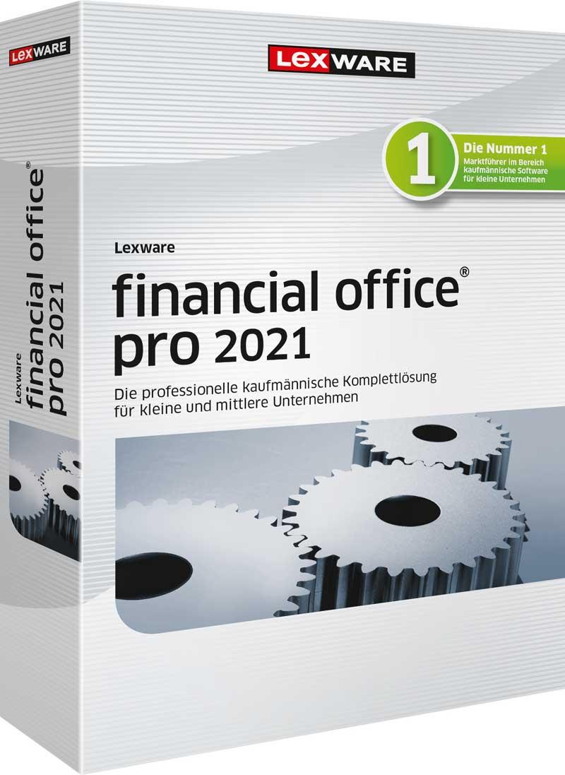 Lexware financial office pro