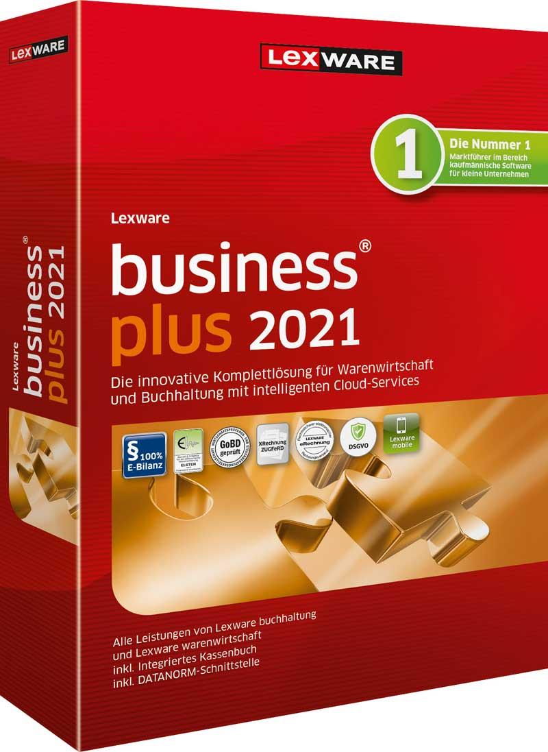 Lexware business plus